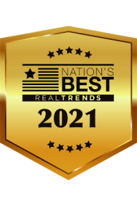 Nations Best RealTrents 2021 Badge