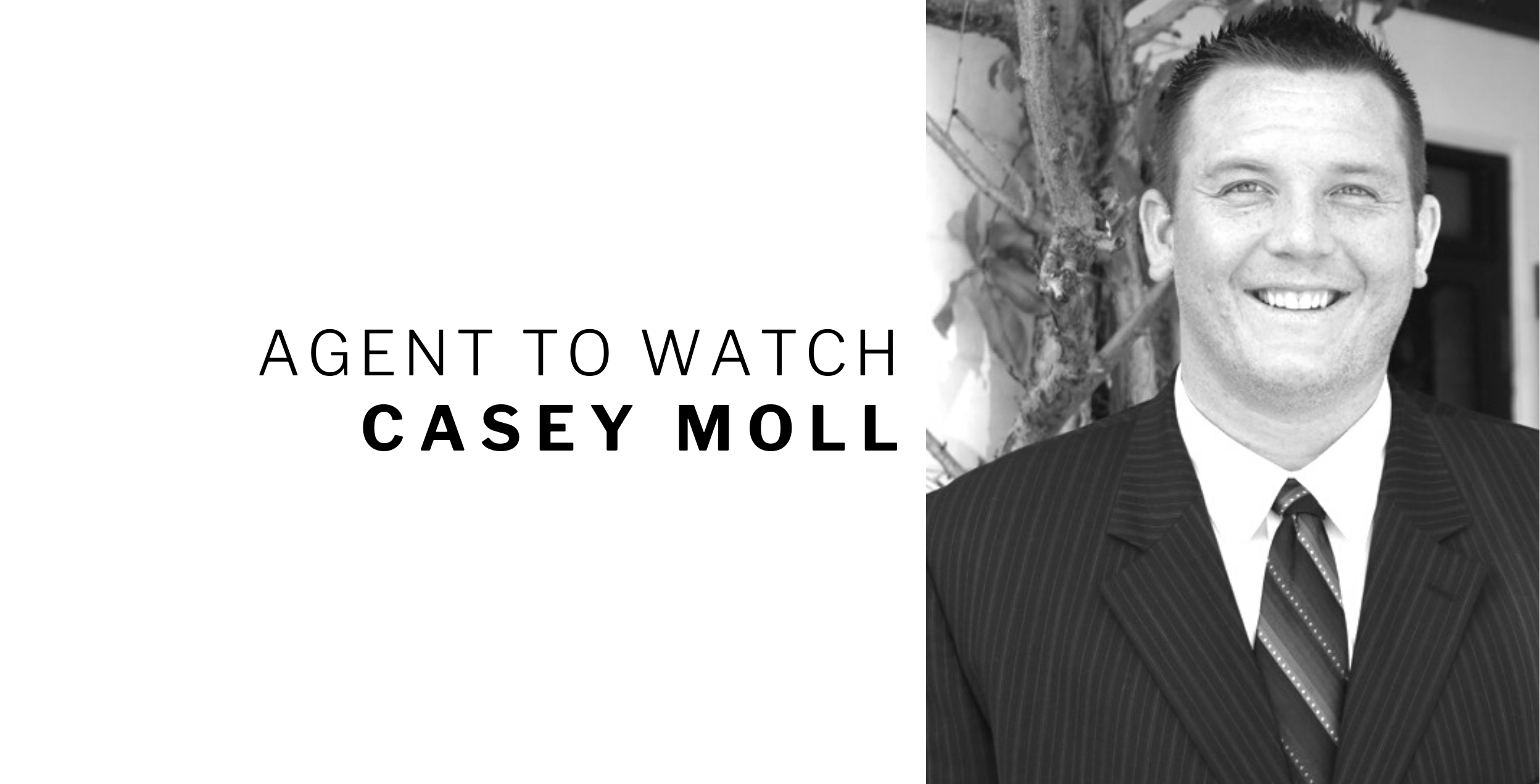 Agent to Watch Casey Moll